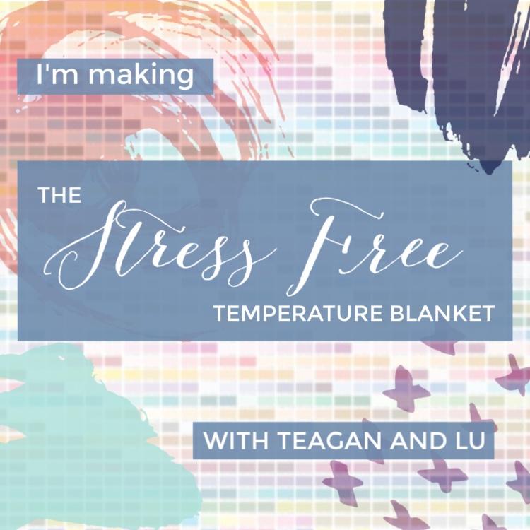 Temp Blanket badgedone